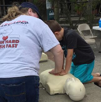 Bystander CPR and First Aid
